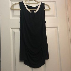 NWOT NY&Co side ruched tank